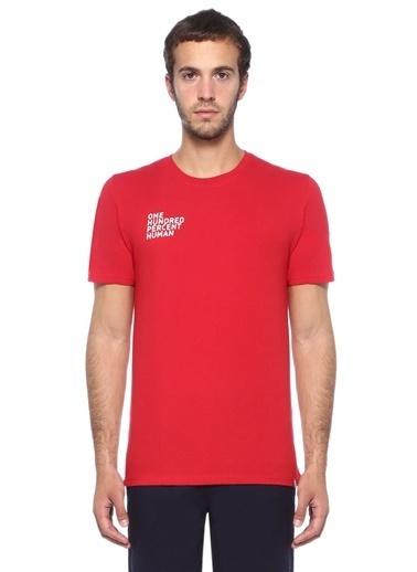 Minimum Tişört Kırmızı